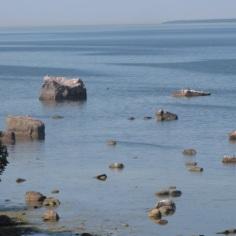 Widok z Rocca al Mare w Estonii