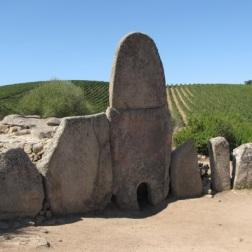 """Sardynia - """"grobowiec olbrzyma"""""""