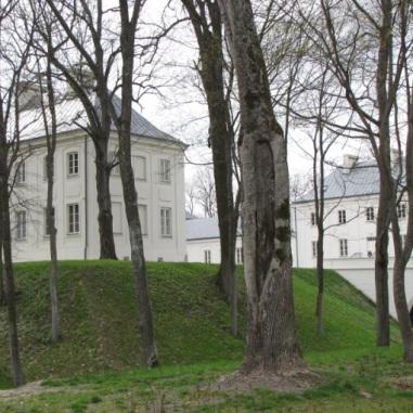 Zamek Biskupi w Janowie Podlaskim