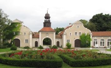 pałac w Galinach