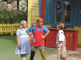 Pippi, Annika i Tommy