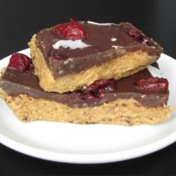 szybkie ciasto orzechowo-czekoladowe (bez pieczenia)