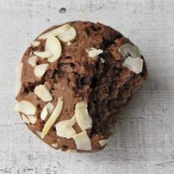 Muffinka migdałowa