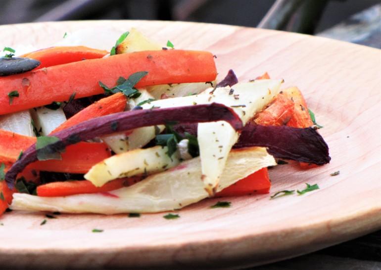 pieczone warzywa 2
